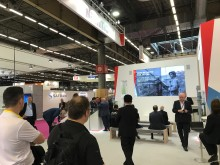 Schedule for the Nammo Booth at Eurosatory
