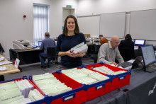 Postal voters in Moray urged to return votes as soon as possible