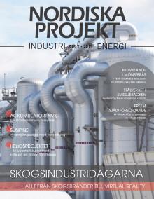 Nya numret av Nordiska Projekt nr 2 2019 ute nu!