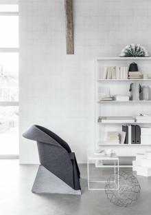 Eco Wallpapers kollektion ECO WHITE LIGHT hyllar det vackert vita och ljusa