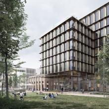 Arkitema vinner stort projekt i Lund: Edison Park kommer bli framtidens arbetsplats