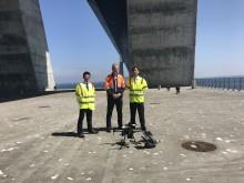 Sund & Bælt markerer jubilæum med internationalt brosamarbejde