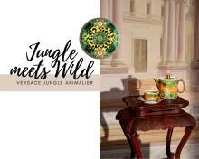Wild beauty: Versace Jungle Animalier