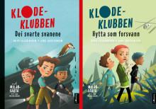 Ruth Lillegraven og Jens Kristensen aktuelle med miljøkrimserie for barn