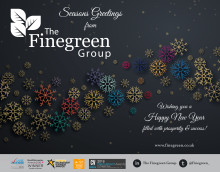 Seasons Greetings from The Finegreen Group