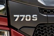 770 Gründe die begeistern: Die neuen Scania V8-Motoren kombinieren Leidenschaft mit Wirtschaftlichkeit