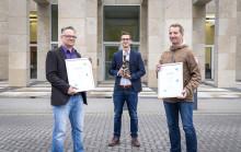 """Barmenia-Fairplay-Pokal: Wuppertaler SV und SC Uellendahl in """"Corona-Saison"""" 2019/20 ausgezeichnet"""