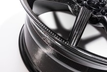 Nya Ford GT:s kolfiberhjul visar fördelarna med innovativa material