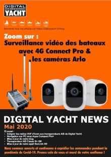 Digital Yacht News Mai 2020
