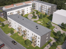 Rättvis försäljning av 44 lägenheter i Östersund
