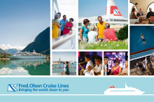 Fred. Olsen Cruise Lines is named one of the Top 3 cruise lines in the UK and a 'Recommended Provider' in first-ever Which? cruise survey