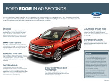 Ford Edge faktablad