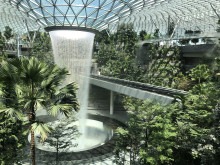 Jewel Changi Airport welcomes the world from 17 April 2019