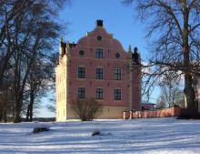 Julmarknad på Skånelaholms slott