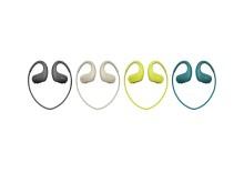 Uudet WS413 / WS414 Walkman®-soittimet täydentävät Sonyn kannettavien musiikkilaitteiden valikoimaa