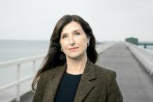 Lina K Wiles årets mottagare av Sveriges Tvätteriförbunds Hållbarhetspris