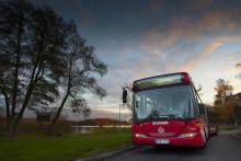 Fler nöjda med bussarnas punktlighet i Västerort
