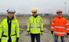Carbon dioxide capture solution progressing at the Port of Gothenburg