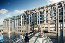 Art-Invest hires ZÜBLIN to build Alter Wall shopping boulevard in Hamburg