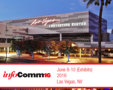 Synergy SKY will be at InfoComm in Las Vegas June 8-10