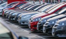 Försäljningen av begagnade personbilar ökade med 2,7% i december