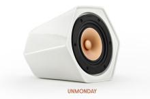 UNMONDAY 4.3 Vol II – Trådlös keramik-högtalare med Airplay, Spotify Connect samt Bluetooth