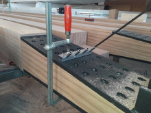 ZÜBLIN Timber bietet neu entwickeltes Bohrsystem für Hartholz