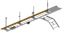 Nye Wibe KHZSP85 kabelstiger for tuneller