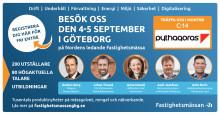 Fastighetsmässan Göteborg 2019