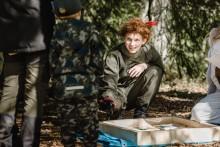 Nyskriven barnteater i Skogsmulleriket på Billingen