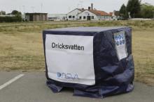 NSVA tar bort nödvattentankarna från Torekov