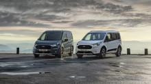 Nové modely Ford Tourneo a Transit Connect Active přinášejí styl i schopnosti pro outdoorová dobrodružství