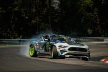 Video von Ford zeigt 900 PS starken Mustang RTR als erstes Auto überhaupt, das um die Nürburgring-Nordschleife driftet
