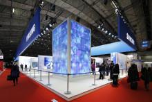 Samsung lanserer løsninger for integrasjon, samhandling og inspirasjon på ISE