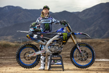 Yamaha Announces 2021 Supercross and Motocross Teams