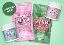 Två nya smaker från ZINQ & nya burkar!