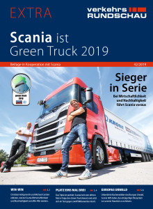 Scania ist Sieger in Serie!