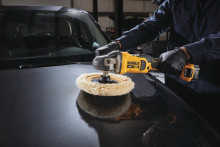 DEWALT® Introduces Cordless Polishers