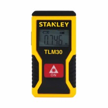 STANLEY Packs Convenience and Ease Into Its Smallest Rechargeable Laser Distance Measurer