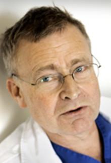 Smärtläkare på Akademiska - landets första professor i smärtforskning