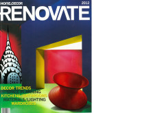 Evorich Flooring Products Featured on Home and Decor's RENOVATE Magazine