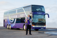 Ta bussen i jul för barnens skull