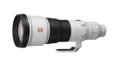 Sony predstavil novi super-telefoto fiksni objektiv 600 mm F4 G Master™
