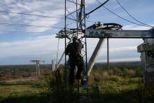 3 har byggt ut nätet mellan Mjölby och Linköping