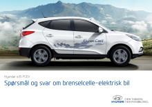 Q & A Hyundais hydrogenelektriske biler