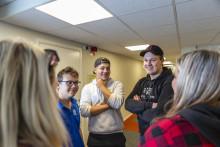 Nya drömmar ska skapas i anrika lokaler på Yrkesgymnasiet Munkedal