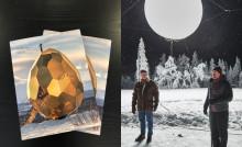 Riksbyggens Brf Midnattssolen och Solar Egg nominerade till Svenska Designpriset