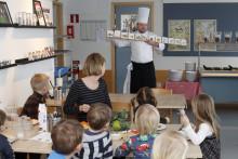 Ängdala förskola i Höllviken finalist i Arla Guldko 2014