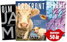 Ordfront magasin nummer 1 2019