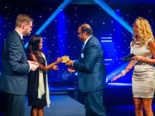 TCS België wint Datanews Award for Excellence voor 8e jaar op rij